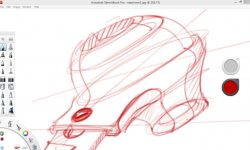 How to get a more sensitive pen with Sketchbook Pro? | MAKE YOUR SKETCH CHANGE THE WORLD | TIP 8 - 9