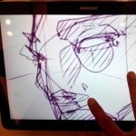 Sketching with the Samsung Note Pro 12.2 | Tablet Review