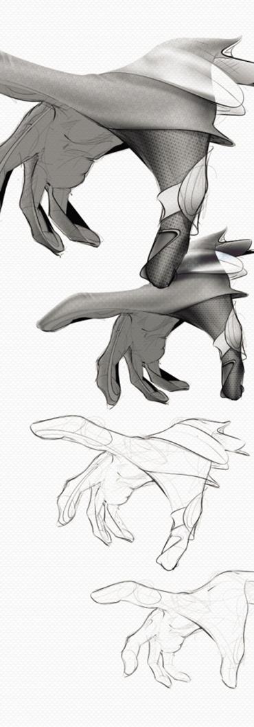 Sony-Hand-Sketch-Photoshop-rendering-Chou-Tac-Chung