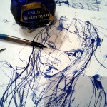 Draw with unexpected medium |TIP70
