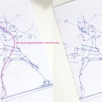 How I draw better product design – sketching dancers |TIP80