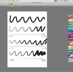 How to activate Photoshop brush pressure: Opacity and Size variation |TIP98