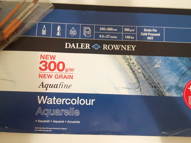 daler rowney watercolour paper-info