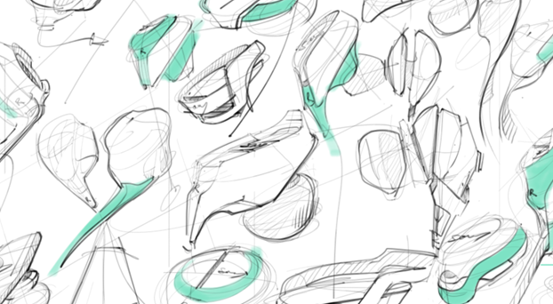 Doodle-storm-earphone-design-sketching-a