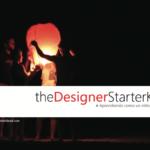 [the Designer Starter Kit] design sketching Book in Spanish!