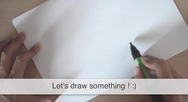 Lets draw something IMac Broad nib ID Sketching with Pantone Tria