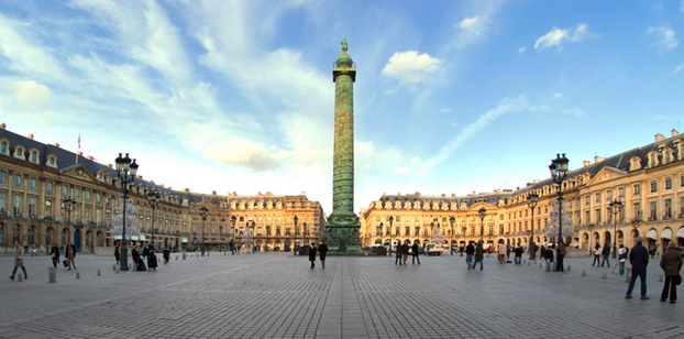 Place Vendome - Haute joaillerie - Paris