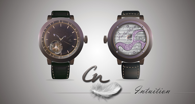 Nicolas Gomes Watch design