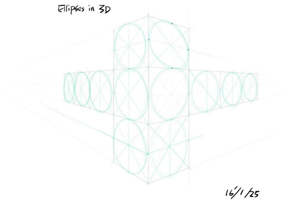Hunag Li Chung - Sketch like the Pros - The Design Sketchbook - Training b