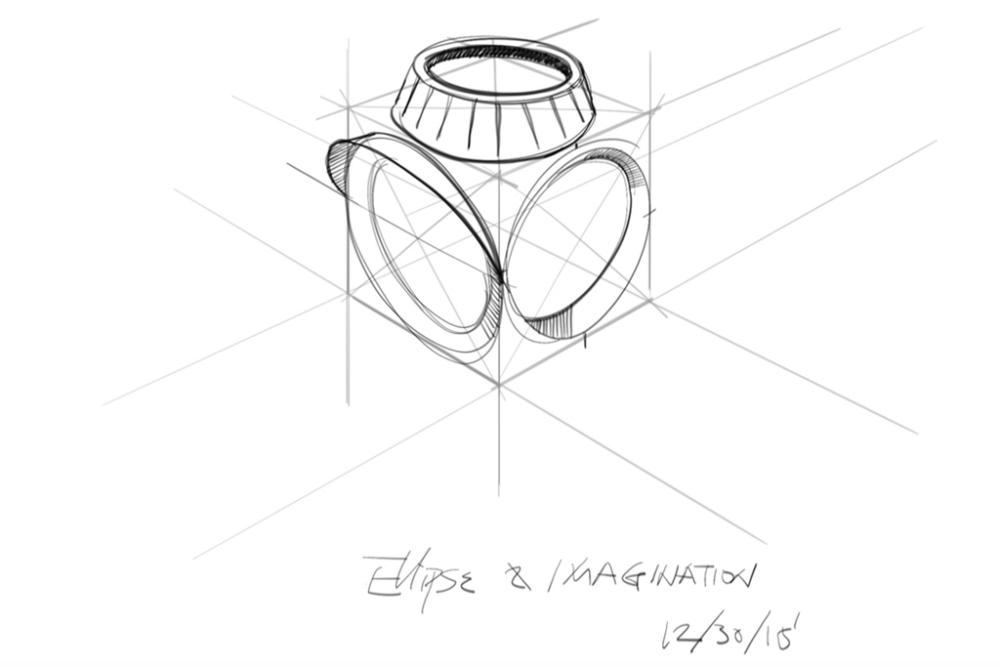 Hunag Li Chung - Sketch like the Pros - The Design Sketchbook - Training