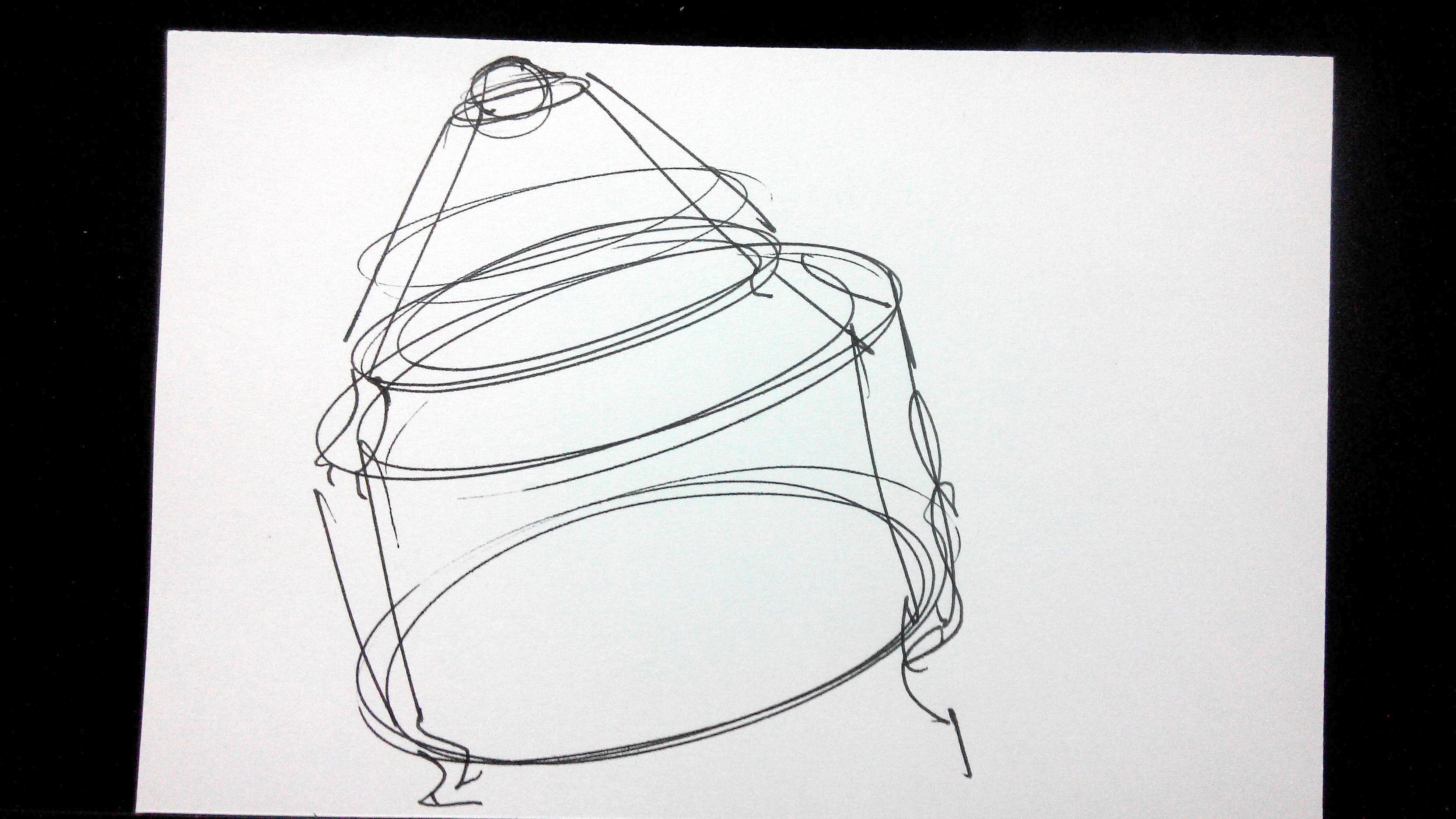 1 minute challenge design sketching the design sketchbook g