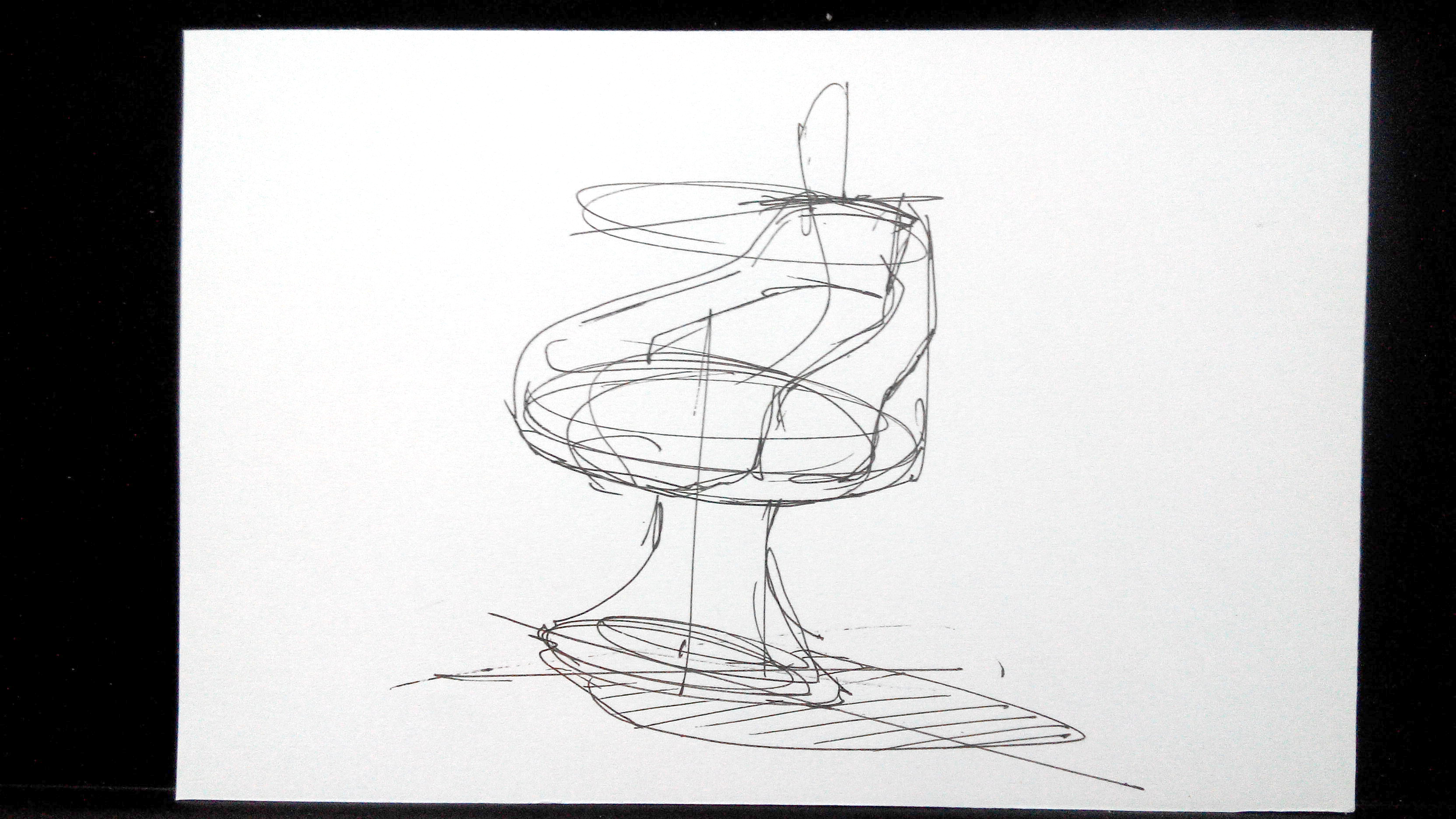 1 minute challenge design sketching the design sketchbook h