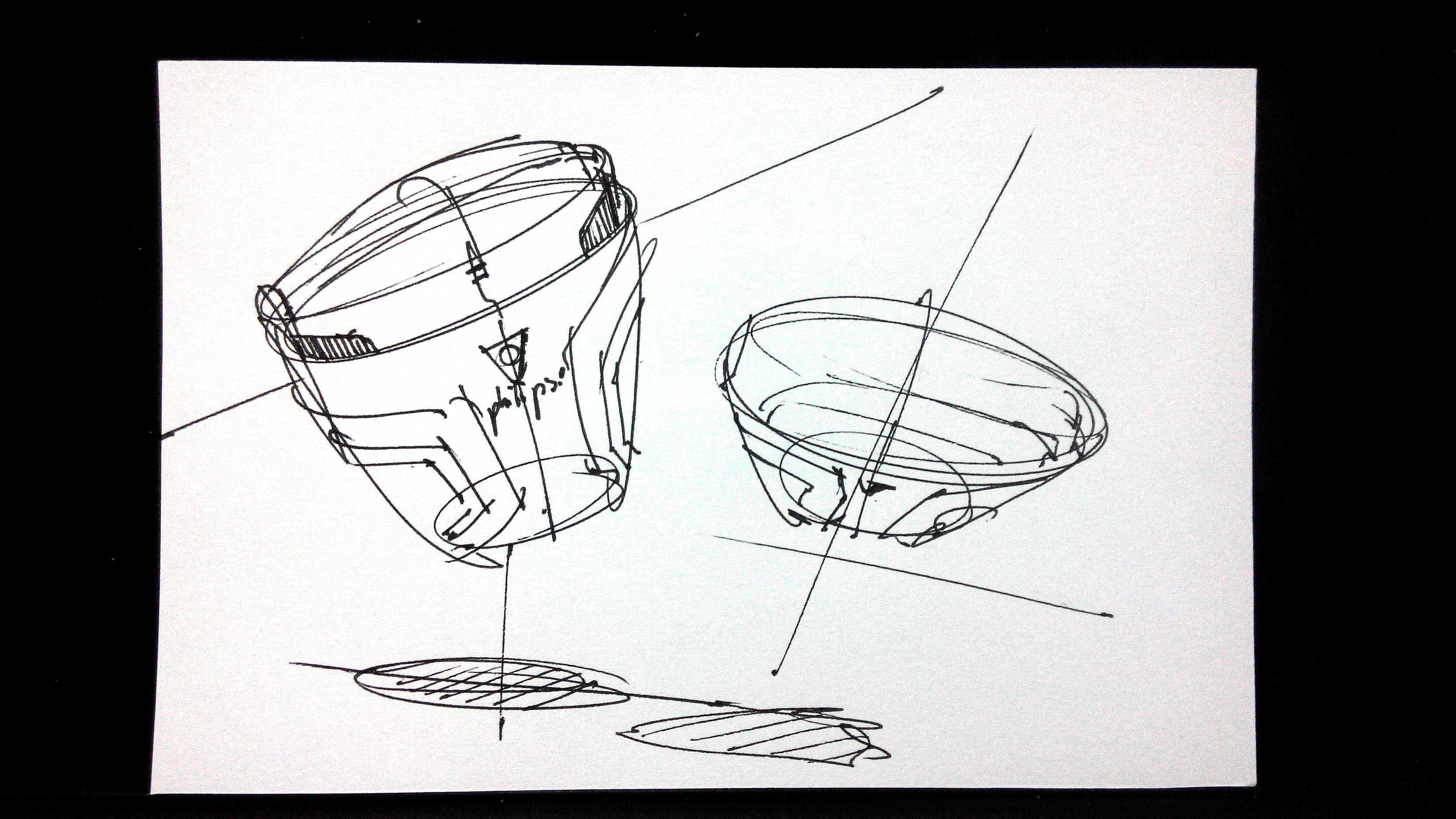 1 minute challenge design sketching the design sketchbook k