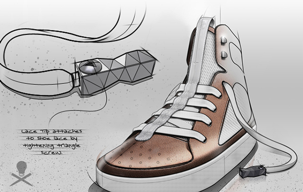MrBailey-ConceptKicks-FootewarDesign-sketch v