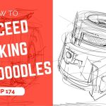 How to succeed making ugly doodles!   TIP 174