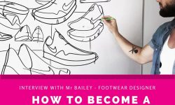 Was it difficult to become a Footwear designer? - Interview with Mr Bailey - Concept Kicks