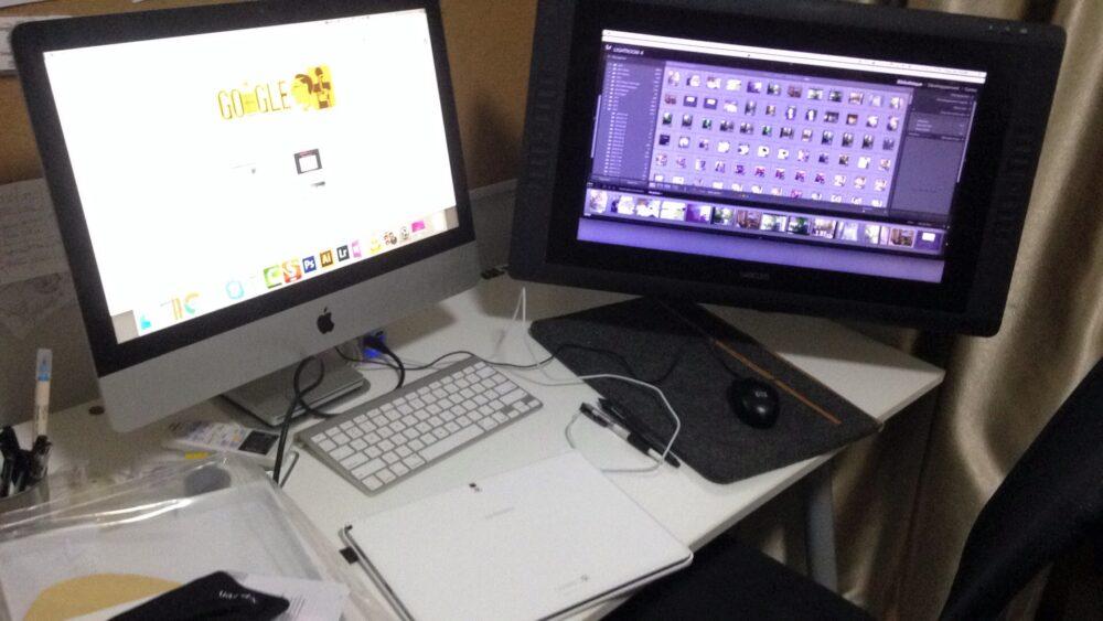 Ergotron How to install Wacom Cintiq 22HD Design Sketching the designsketchbook b.JPG
