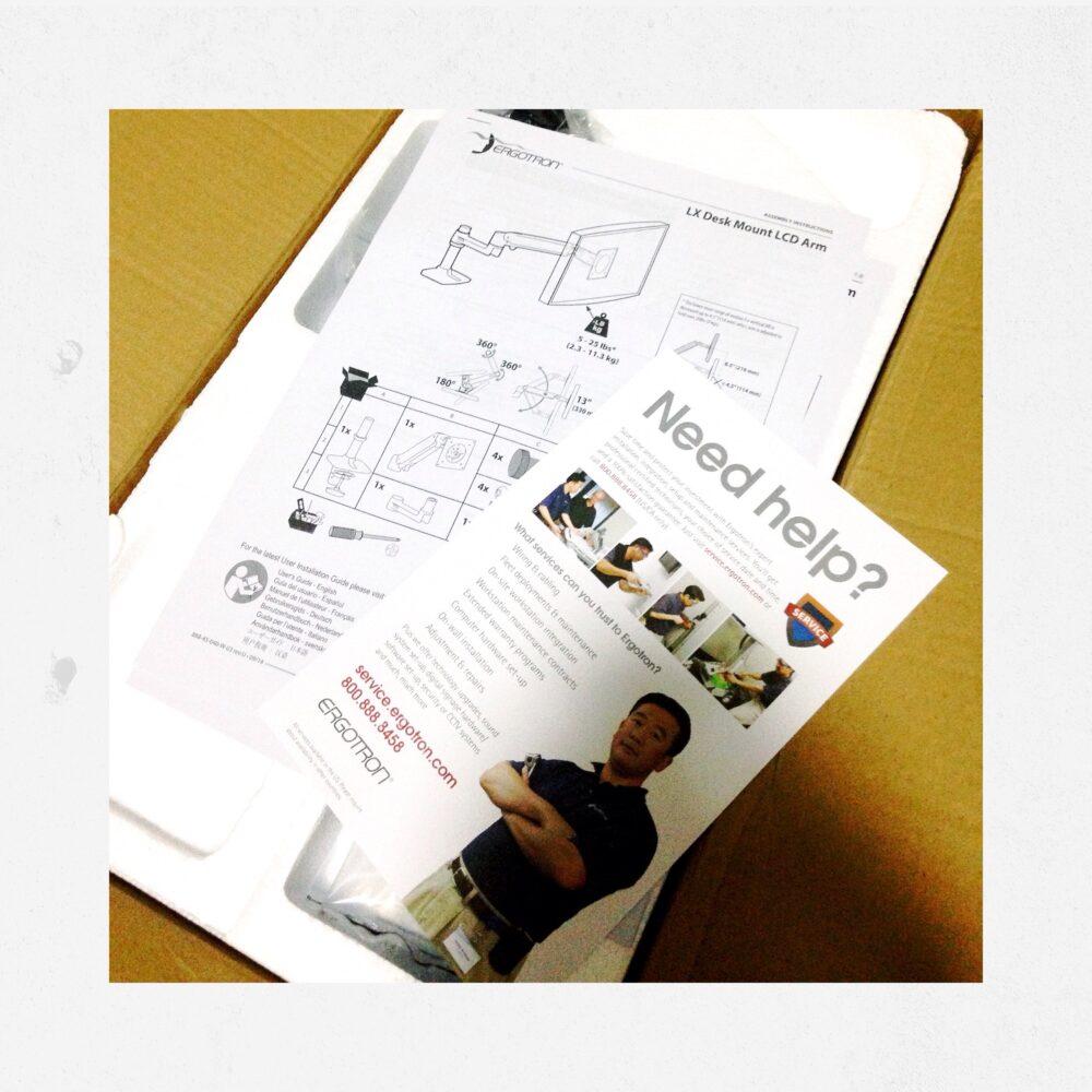 Ergotron How to install Wacom Cintiq 22HD Design Sketching the designsketchbook r.JPG