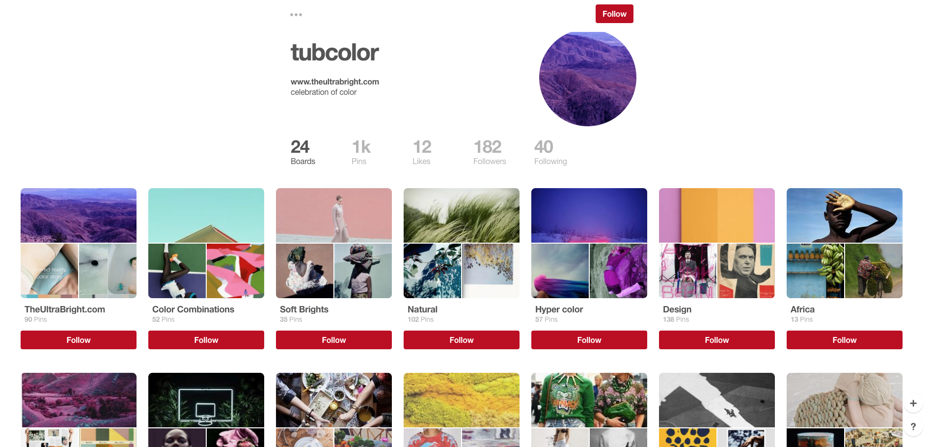 tubcolor-colour-design-inspiration