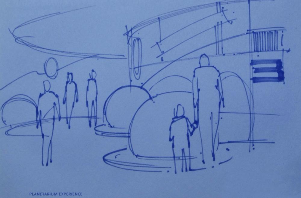 Edward Eyth Planetarium Experience