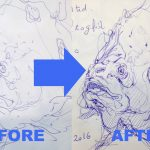 Don't play Pokemon Go! Go catch inspiration with your pen in your Sketchbook !!| TIP 198