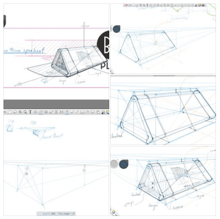 Chou-Tac Product design sketch the design sketchbook bring your sketch alive tutorial Sketchbook Pro Construction lines.png
