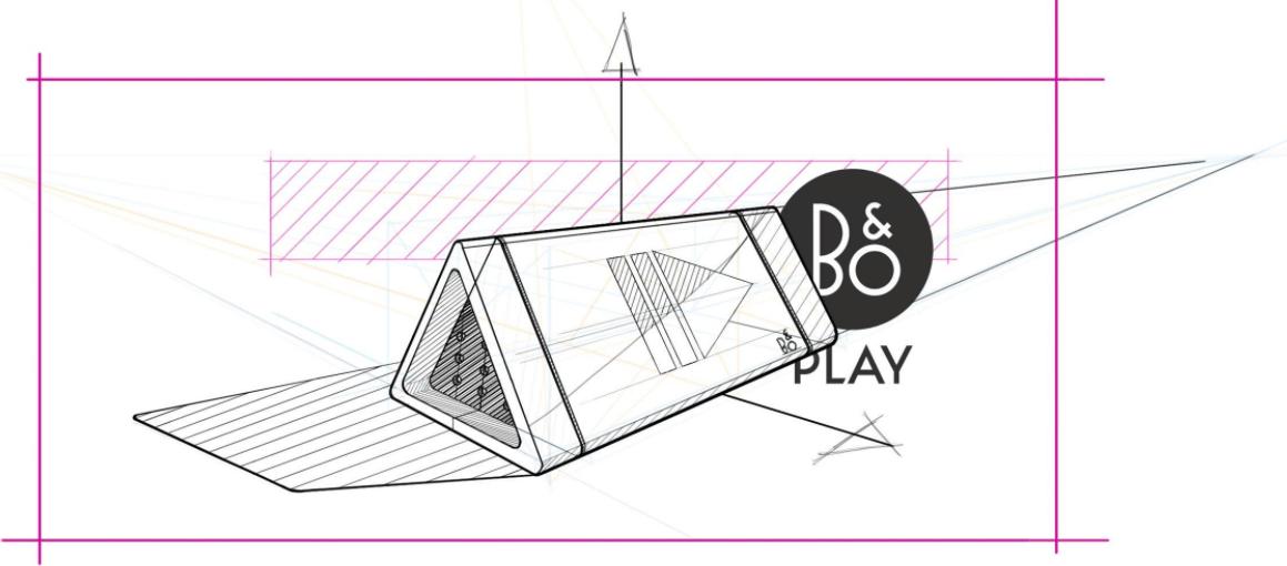 Lucas Hippolyte Product design sketch the design sketchbook bring your sketch alive tutorial Sketchbook Pro