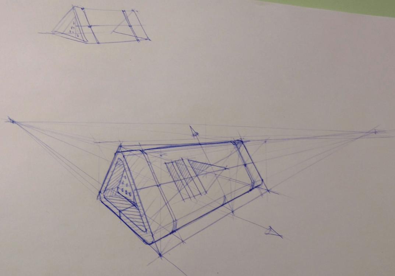 Martin Goulet Product design sketch the design sketchbook bring your sketch alive tutorial