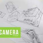 How to draw a Go Pro Hero 5 |TIP 211