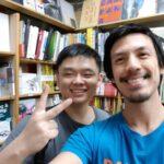Meeting John in Singapore at Basheer Graphics| Sketch Like the Pros VIP member