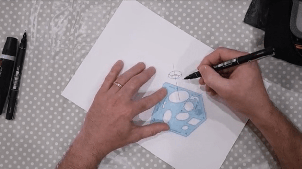 microdot tool for designers sketching f
