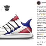 A simple trick for Amor Jiménez to draw his sneaker more real (Feedbacks) / TIP 229