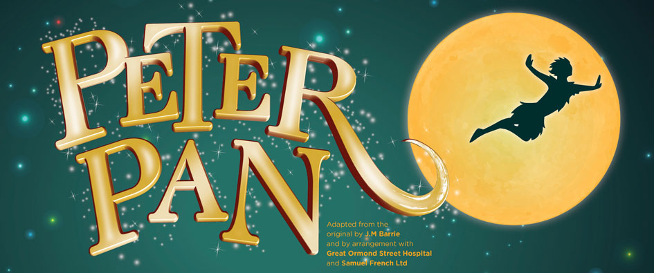 peter pan banner believing in dream