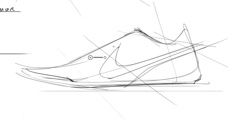 sneaker design Sketching Tip 14 Create on the flow.png