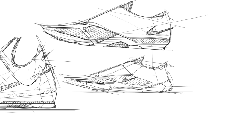 sneaker design Sketching Tip 24 Your ideas flow in multiple sketches.png