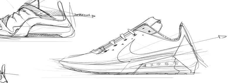 sneaker design Sketching Tip 31 Play with the lineweight.png