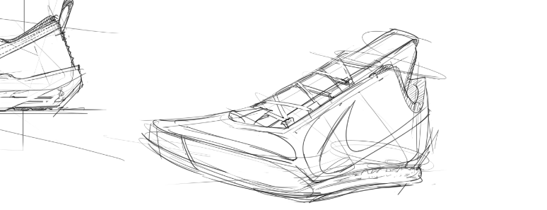 sneaker design Sketching Tip 32 Draw and Show your ideas in perspective.png