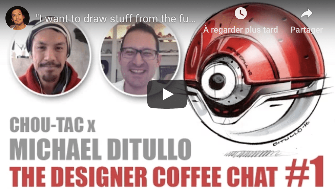 Michael DiTullo x Chou-Tac Chung design interview The Design Sketchbook