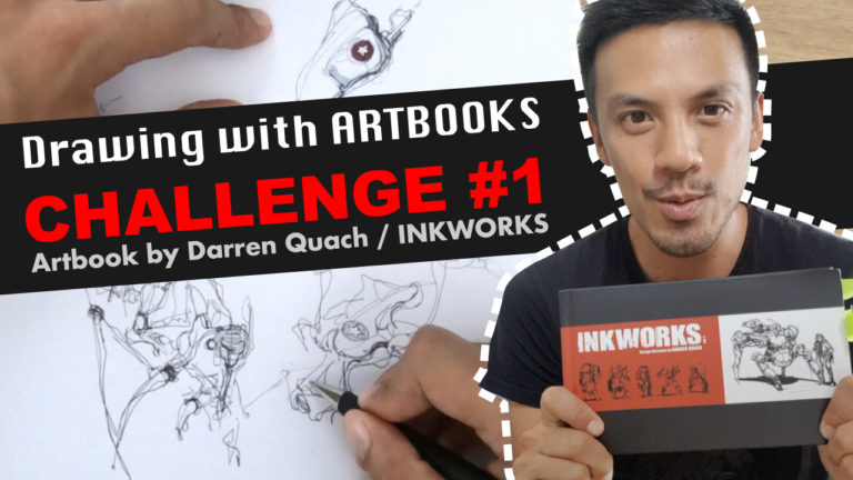 Drawing-with-artbooks-challenge-1-Darren-Quach-INKWORKS-768x432