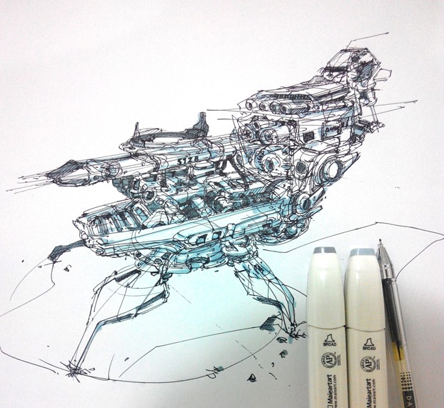 conceptartenginetheDesignSketchbookb