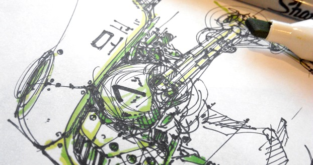 conceptartspaceenginetheDesignSketchbookfeat