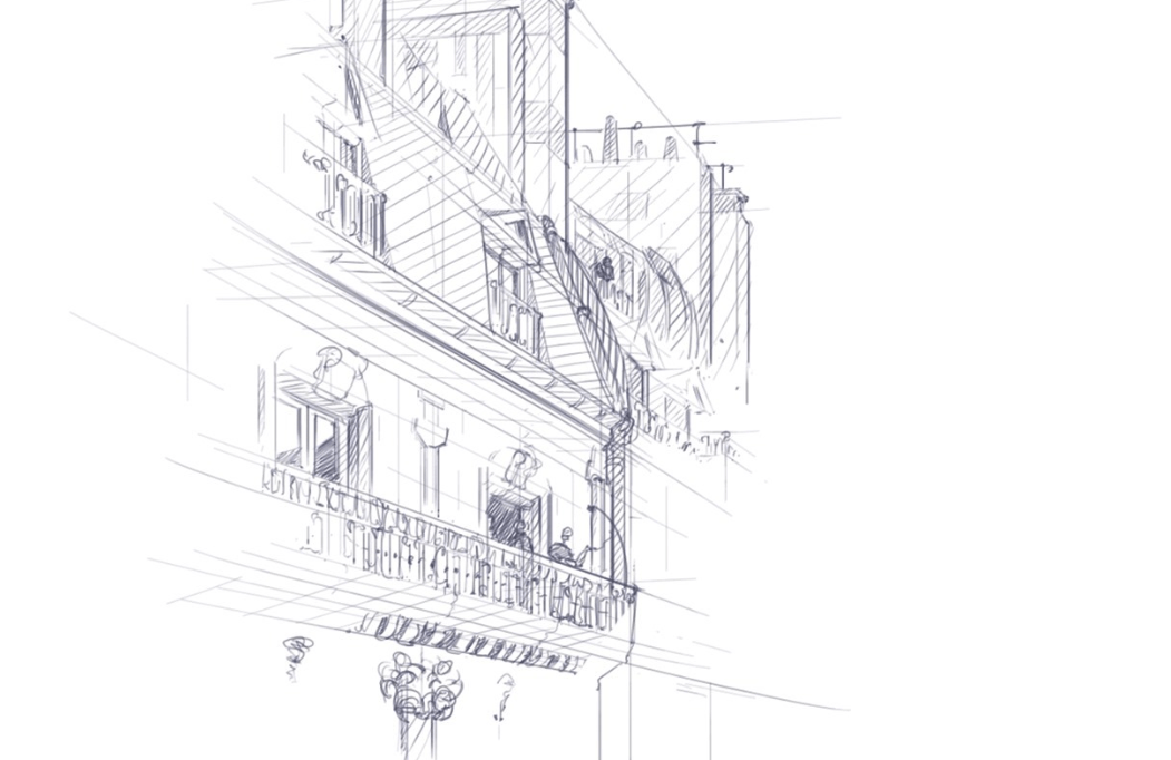 urban sketching in paris starbucks.png