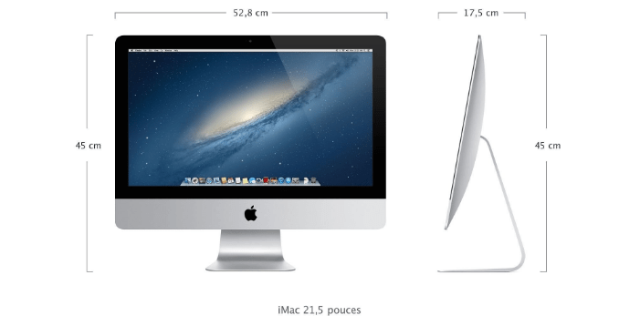 iMac dimensions for cabin airport plane transportation in the luggage.png
