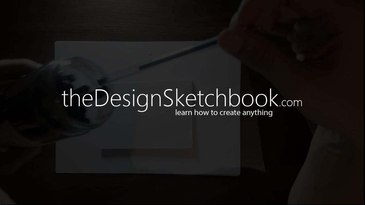 Draw your Sneaker design with a Dynamic style! with your ball point pen - The Design Sketchbook - Design sketching tutorial - Chung Chou-Tac a