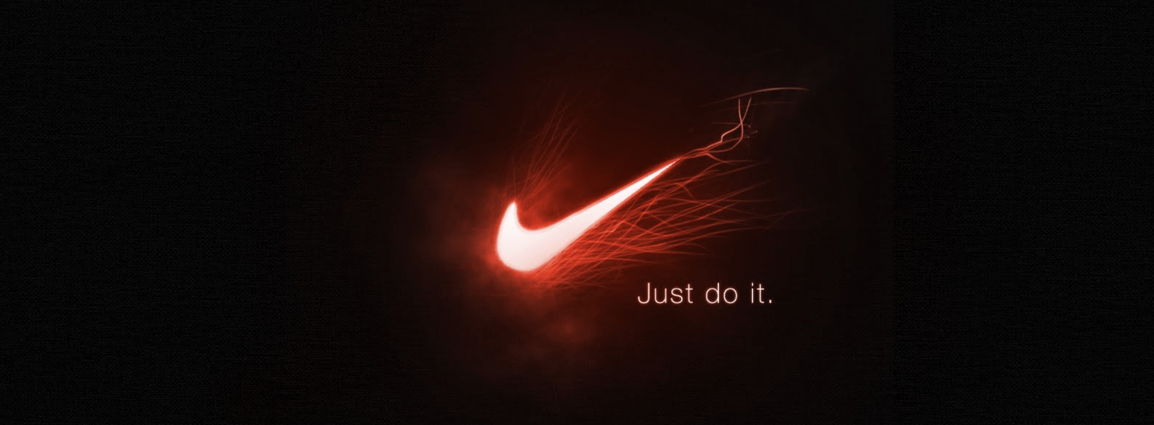 Just do it Nike inspiration